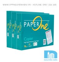Giấy Paperone A4 70gsm