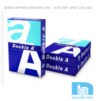 Giấy Double A A5 80gsm